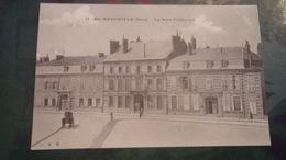 51 SAINTE MENEHOULD  VOYAGEE DECEMBRE 1914  LA SOUS PREFECTURE EDITION RD - Sainte-Menehould