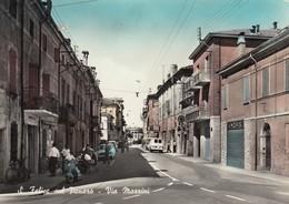 EMilia Romagna - Modena - S. Felice Sul Panaro - Via Mazzini  - F. Grande -  Anni 60 - Bella Animta - Italia