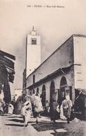 Tunisie, Tunis, Rue Sidi-Mahrez - Tunesië