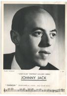 CARTE JOHNNY JACK - JAZZ CLUB PORTRAIT GALLERY SERIES - Música Y Músicos