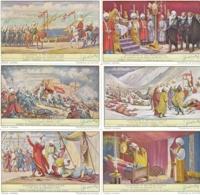 1576 Soliman, Le Magnifique - SOLEIMAN II DE PRACHTIGE ( Jerusalem - Turkije ) - Complete Liebig Serie - Liebig
