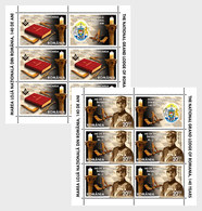 Romania Rumänien Delivery Within 4 Weeks MNH ** Ru 2020 - 45 K Grand Lodge Of Romania, 140 Years Since Its Establishment - 1948-.... Républiques
