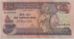 ETHIOPIA P. 34a 100 B 1976 VF - Ethiopië