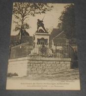 21 -  Villards Fontaine - Le Monument Aux Morts - ( Côte D'Or )  ---------------- 546 - Autres Communes