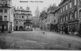 CP 25 Doubs Besançon - Place Victor Hugo - Besancon