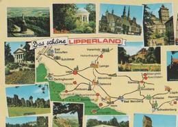 Detmold - Lipperland U.a. Barntrup U. Blomberg - Ca. 1975 - Detmold