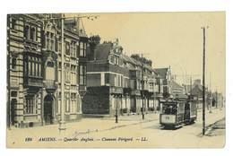 CPA 80 AMIENS QUARTIER ANGLAIS CHAUSSEE PERIGORD - Amiens