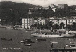 Italien - Lerici - Il Porticciolo - Ca. 1965 - La Spezia