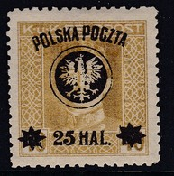 POLAND 1918 Lublin P.11.5 Fi 23b Used Signed Jungjohann - ....-1919 Übergangsregierung