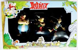FIGURINE ASTERIX BOITE PLASTOY 1 1998 COMPLETE NEUVE - Asterix & Obelix