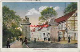 Gottingen - Geismar-Tor - Goettingen