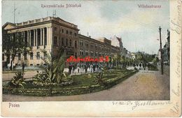 Posen - Wilhelmstrasse - 1905 - Polen