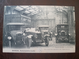 Carte  BARRA Automobiles    -LILLE - Lille