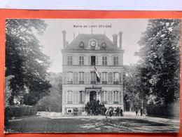 CPA (93) Livry.Sévigné. Mairie. Animation. (O.597) - Livry Gargan