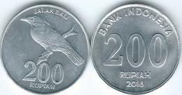Indonesia - 200 Rupiah - 2003 (KM66) 2016 - Dr. Tjiptomangunkusumo (KM72) - Indonesia