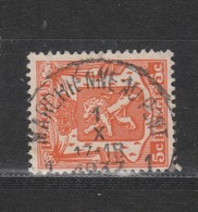 COB 419 Oblitération Centrale MARCHIENNE-AU-PONT - 1935-1949 Small Seal Of The State