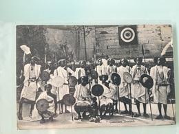 Guerriers Dunkali - África