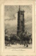 Gravure La Tour St Jacques RV - Arrondissement: 04