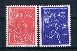 Dänemark 1991 Mi.Nr. 1010/11 Kpl. Satz ** - Ungebraucht