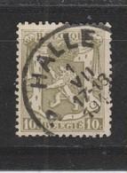 COB 420 Oblitération Centrale HALLE - 1935-1949 Kleines Staatssiegel