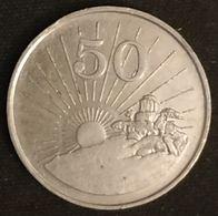 ZIMBABWE - 50 CENTS 1990 - KM 5 - Zimbabwe