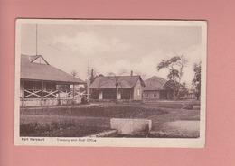 Afrique. Nigeria. Port-Harcourt. TREASURY AND POST OFFICE . - Nigeria