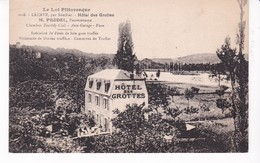 LACAVE(HOTEL DES GROTTES) - Lacave