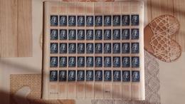 FEUILLES COMPLETES N° Y Et T 1442 à 1445 ** Année 1965 - Full Sheets
