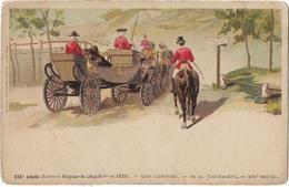 CPA - Entrée En BELGIQUE De Léopold1er En 1830 - Other