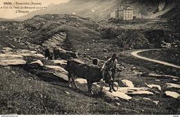 Tarentaise  Le Col Du Petit St-Bernard ( 2157m)  L'Hospice. - Autres Communes