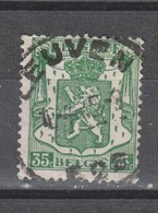 COB 425 Oblitération Centrale LEUVEN - 1935-1949 Small Seal Of The State