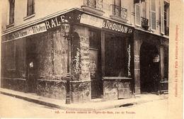 145  ANCIEN CABARET DE L'ÉPÉE-DE-BOIS , RUE DE VENISE ( PARIS 12e) - Lots, Séries, Collections
