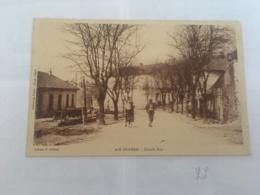 CPA TUNISIE - AIN DRAHAM - Grande Rue - Tunisia