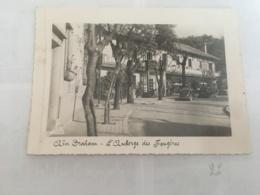 CPA TUNISIE - AIN DRAHAM - L'auberge Des Fougères - Tunisia