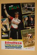 CYCLISME: CYCLISTE : DAMIANO GREGO Signée Format:13 X  19 - Ciclismo