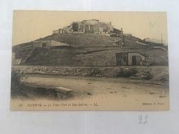 CPA TUNISIE - BIZERTE - 43 - Le Vieux Port Et Sidi Sahlem - LL - Tunisia