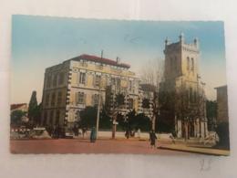 CPA TUNISIE - BIZERTE - L'église - Tunisia