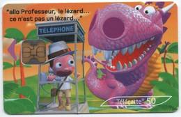 Télécarte Publique Française Réf F1262G Utilisée - Cote 16 € - ( TBE Voir Les 2 Scans Recto / Verso ) - - France