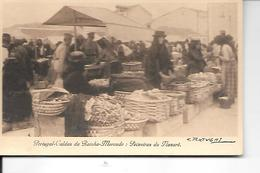 CPA PORTUGAL   Portugal-Caldas Da Rainha-Mercado: Peixeiras Da Nasaré - Autres