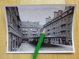 35 SAINT MALO - MARCHE AUX LEGUMES - PHOTO ORIGINALE 1950-60 - Saint Malo