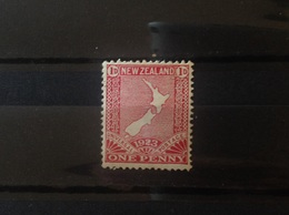 New Zealand 1923 Restoration Of Penny Post Mint SG 460 Sc 175 - Unused Stamps