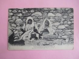 SOUVENIR D'ORIENT - SERBIE  Guerre 1914 - 1918 - Jeunes Couturières Serbes A X, ..Ecrite En Octobre 1918 - Servië