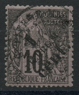 Saint Pierre Et Miquelon (1891) N 36 (o) - Used Stamps