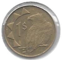 *namibia 1 Dollar 2002 Km 4 - Namibia