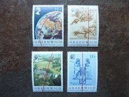 1984  Centenary Of Greenwich Meridian   SG = 1254 / 1257   **  MNH - 1952-.... (Elizabeth II)