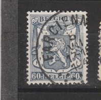 COB 527 Oblitération Centrale FARCIENNES - 1935-1949 Small Seal Of The State