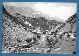 FOCE DI MONTEMONACO VEDUTA MONTE SIBILLA ASCOLI PICENO VG. 1967 N° 9 - Ascoli Piceno