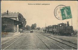 ALLIER : Durdat- Larequille, La Station... Rare... - France