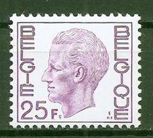 BELGIE * Nr 1748 * Postfris Xx * POLY PAPIER - 1970-1980 Elström
