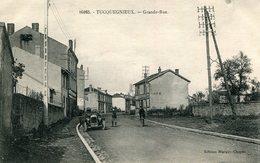 TUCQUEGNIEUX - Grande Rue Le Tacot - Other Municipalities